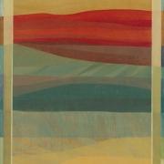 Robert Aldern, South of Roslin, oil on masonite, original Art work